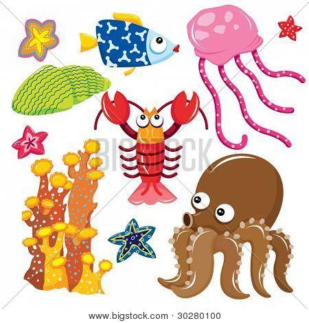 Imágenes marinas animadas - Imagui
