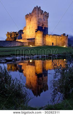 Ross Castle,Ireland