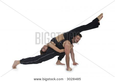 Yoga For Two - Series
