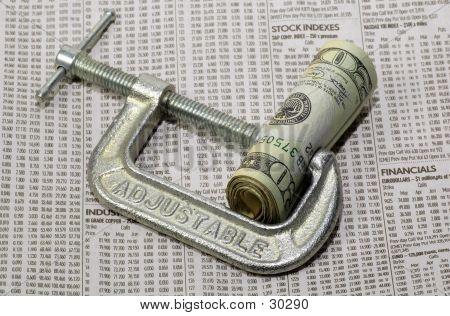 Finanziellen Engpässen