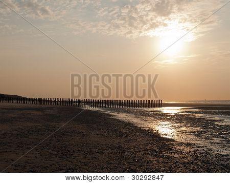 Seaside Sunet