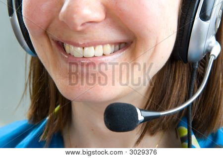 Hotline. Beautiful Smile