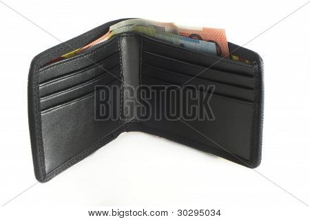 Mens Wallet With Money