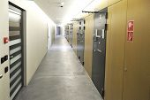pic of cell block  - Modern prison - JPG