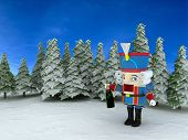 image of tchaikovsky  - Nutcracker in the forest   - JPG