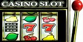 stock photo of slot-machine  - slot machines - JPG