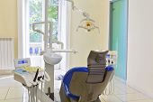 stock photo of medical office  - dentist - JPG