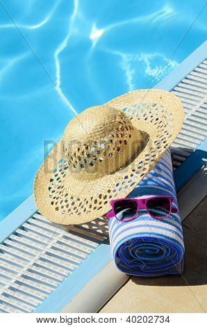 Blue Summer Concept