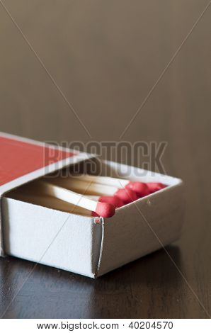Red Matchbox