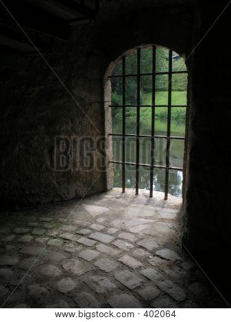 Old Prison Bars
