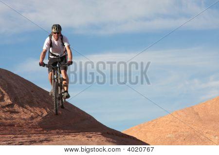 Biking Slickrock