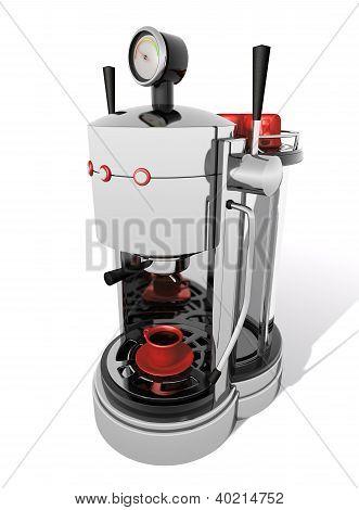 Espresso machine
