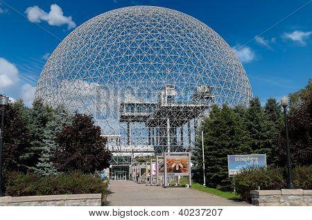 Montreal Biosphere, Canada