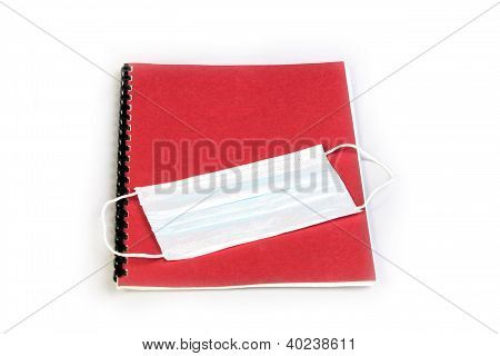 Notebook And Mask