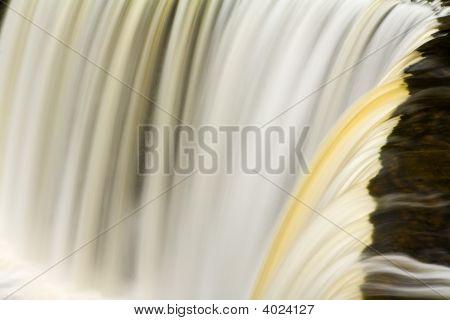 Great Lakes Waterfall Detail