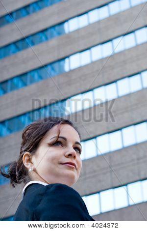 Businesswoman Vision