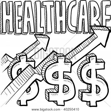 Health care costs increasing