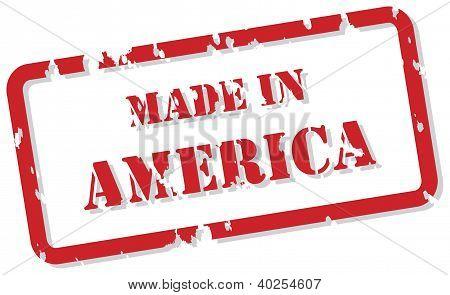 America Stamp