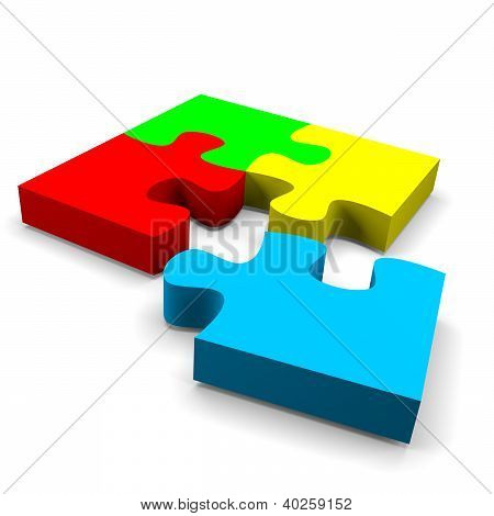 Puzzle Solution Concept