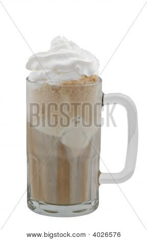 Root-Bier float
