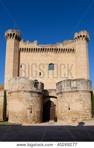 Castle Of Sajazarra, La Rioja, Spain