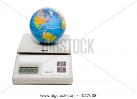 Peso del mundo