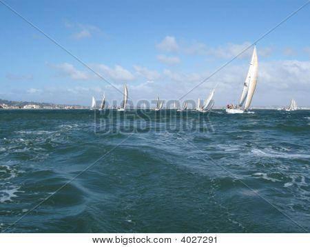 Spinnaker Sailing Racing, Class A