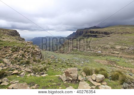 Sani Pass, Drakensberg