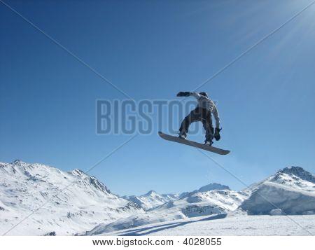 A Snowboard