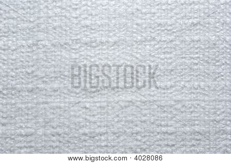 Abstract White Textile Textured Background