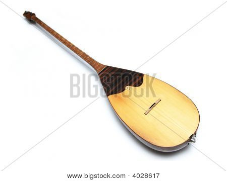 Dombra - National Music Instrument Of Nomad