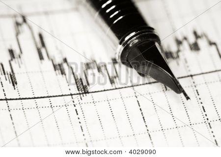 Pen And Diagram