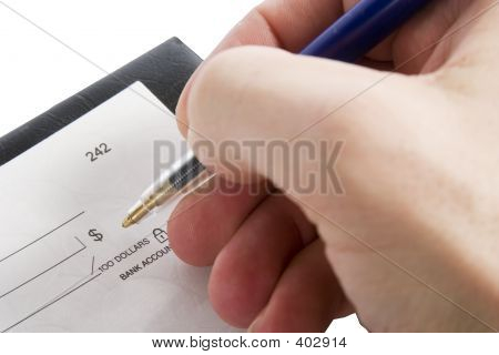 Cheque Amount