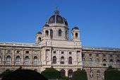 The Kunsthistorisches Museum In Vienna(Austria)
