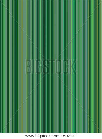 Green Pinstripe Background