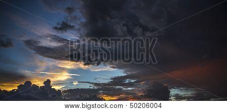 Dramatic Dawn