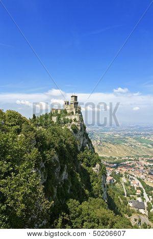 Castle della Guaita -  San Marino
