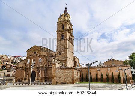 Calahorra Cathedral La Rioja