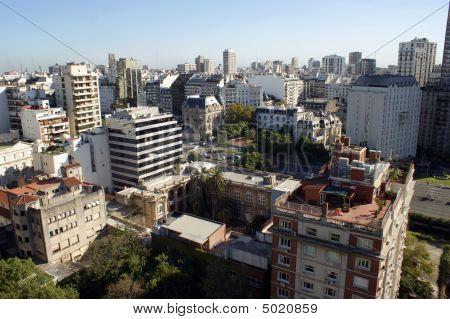 Buenos Aires Stadtbild