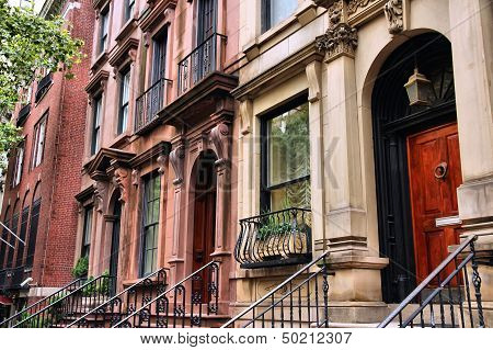 New York Townhouse