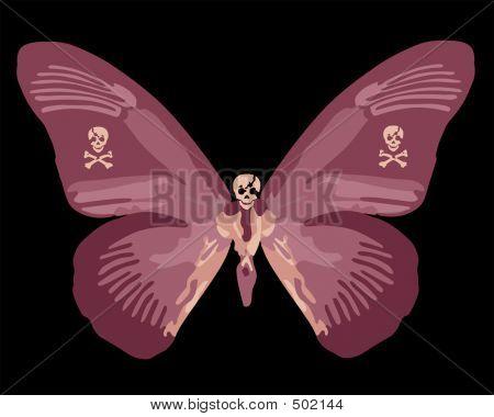 Skullbutterflymagentaprint_1