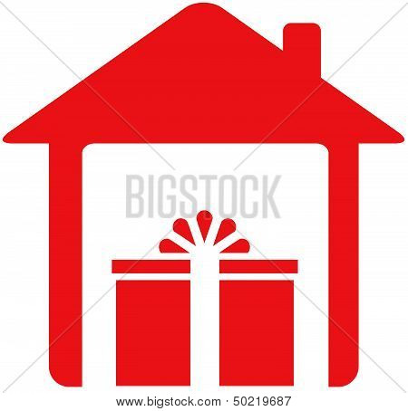 house and holiday gift