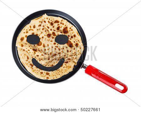 Smiling Pancake