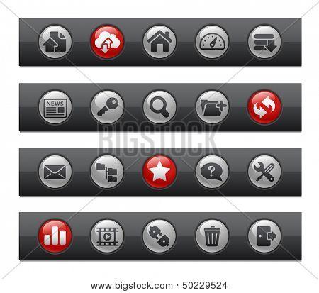 FTP & Hosting // Button Bar Series