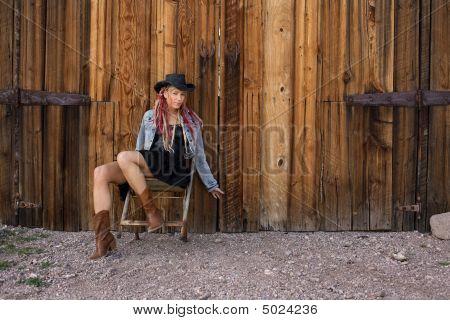 Nevada Cowgirl