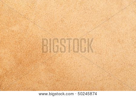Vintage leather texture in nude color