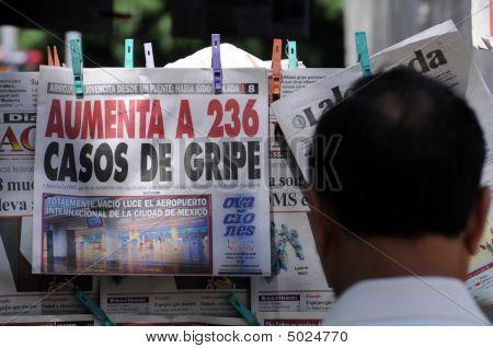 Noticias pandemias en México