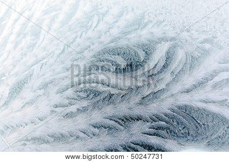 Frozen Windscreen