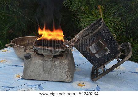 Kerosene device