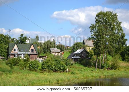 The Traditional Russian Village